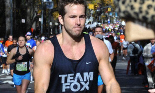 How long distance running makes men attractive