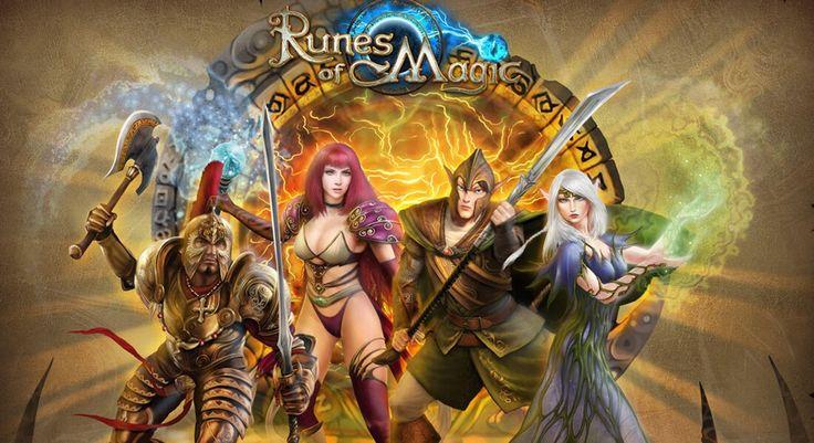 Magisches Online-Rollenspiele