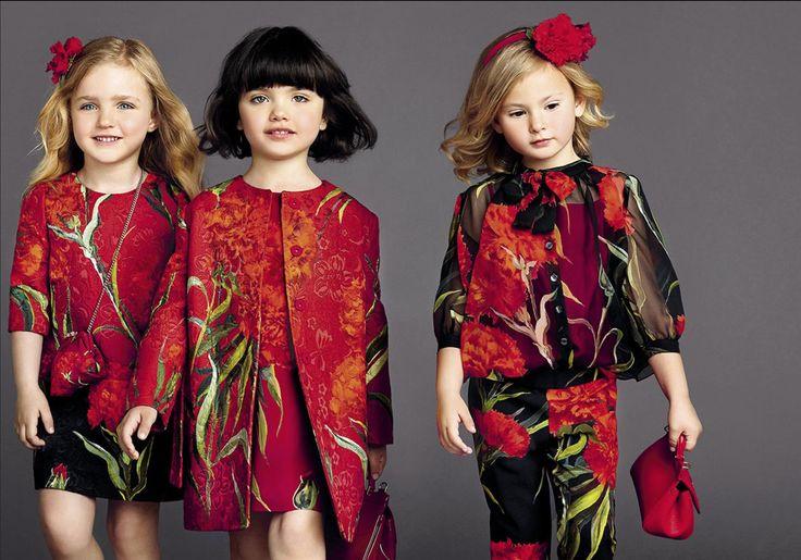 KIDS SUMMER Dolce & Gabbana 2015