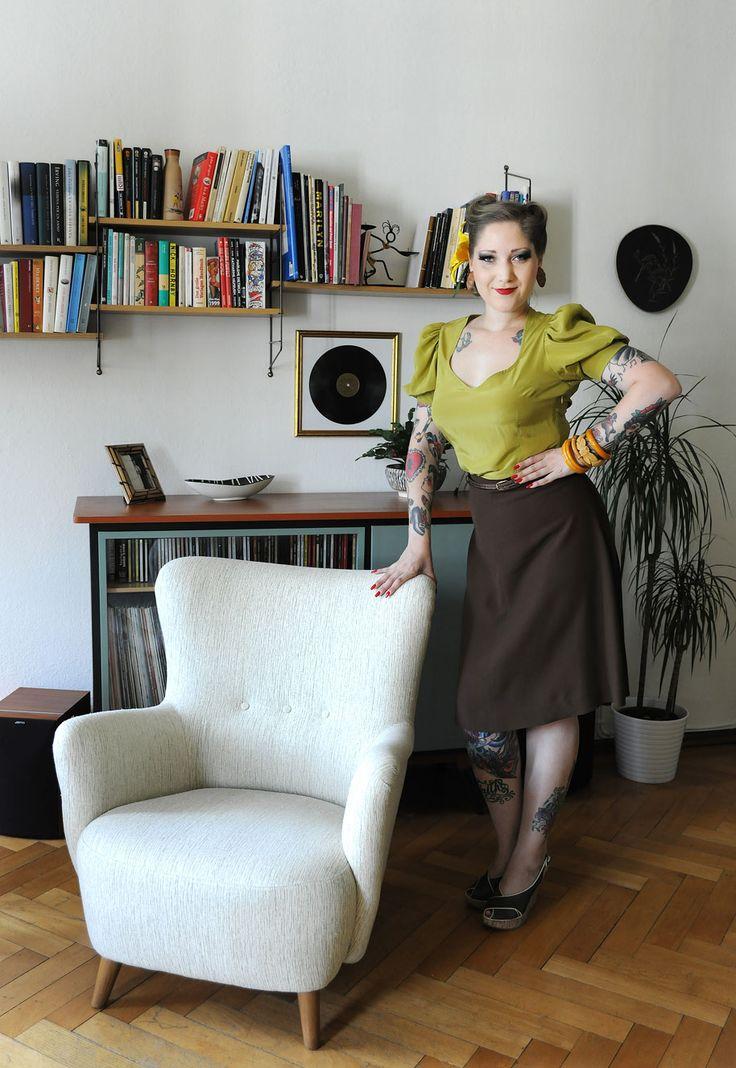 Full-WiEw Kiwi Top HandMade Super ClothingCostumes!!!Keep it Real!!!Like My Facebook page  Vintage-Vanitè!!