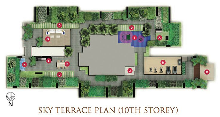 Goodwood Grand SitePlan 10