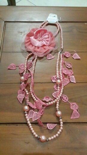 Flower pink..