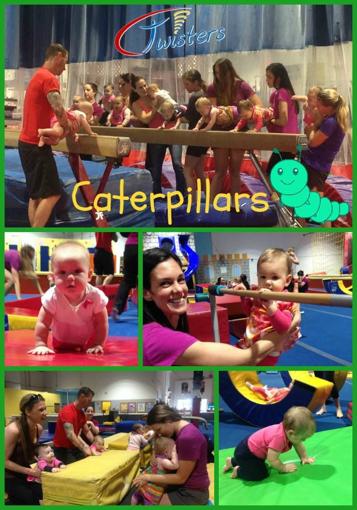 Mommy and Me Classes at Twisters Gymnastics
