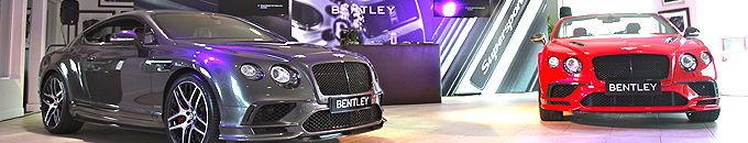Bentley Car Launch Installation in Beverly Hills. more info about auto event services: http://www.redcarpetsystems.com/event-production-services-for-the-automotive-industry/