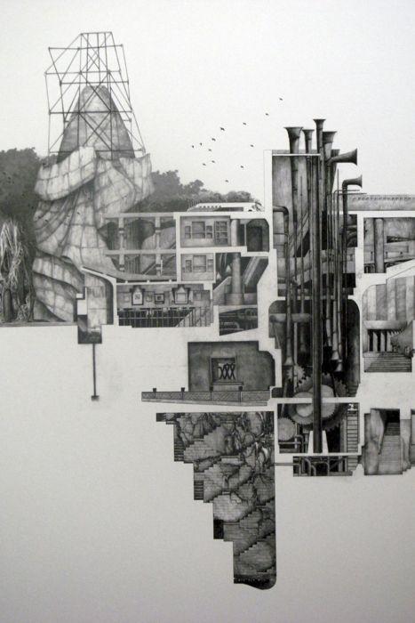 fabriciomora:    sectional drawing