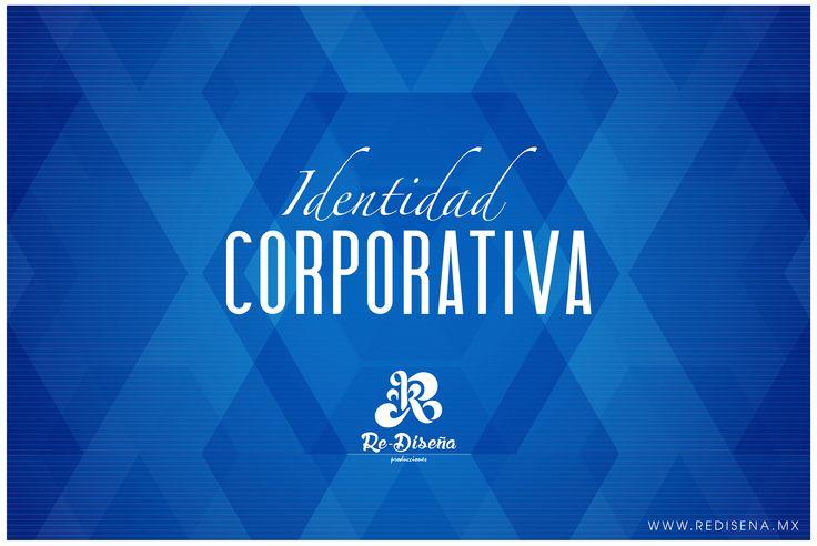 Nosotros te ayudamos con tu identidad! Visítanos en www.redisena.mx Somos #ReDiseña