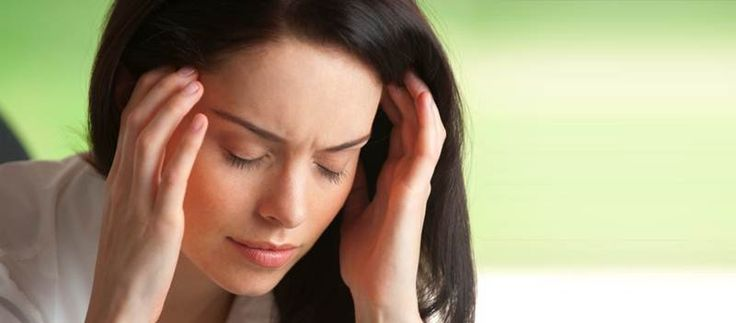 how to get rid of a low iron headache
