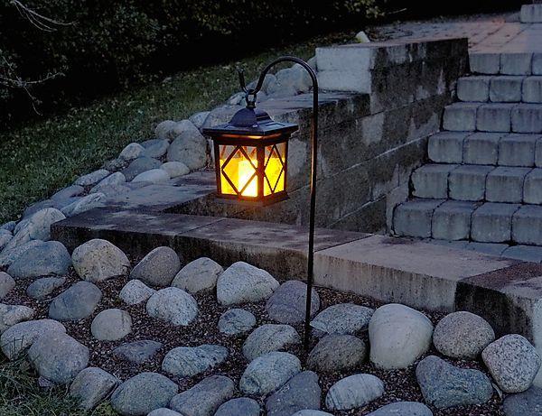 Solar Garden Lantern