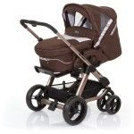 ABC Design Turbo 6S Pram Reversible Seat cocoa brown - Collection 2015