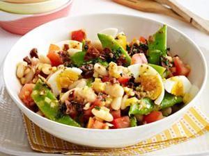 Bohnensalat - Allrounder mit Hülsenfrucht