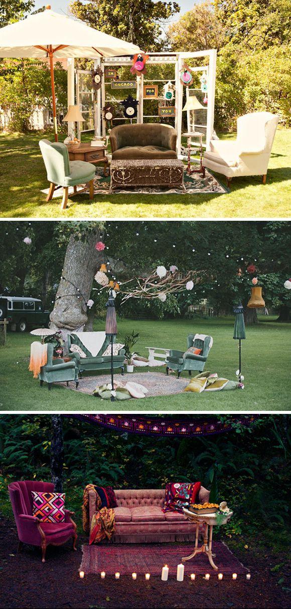 17 mejores ideas sobre decoraciones de boda rústica en pinterest ...