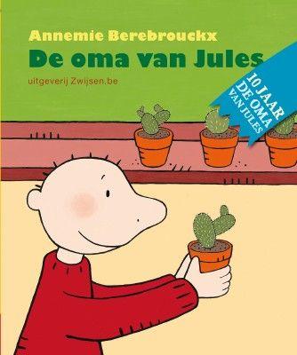 Boekenhoek: de oma van Jules