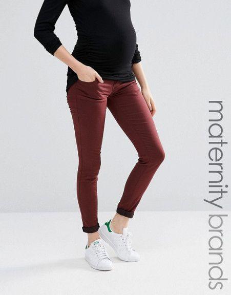 Mamalicious - Jean de grossesse skinny, Blog 9 MOI(S) d'envies à Nantes, mode femme, mode grossesse, mode maternité, mode enfants, décoration, cuisine, couture, lifestyle
