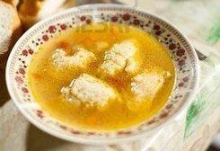 Chicken with Dumplings / Pui cu galuste :: Romanian Food Recipes