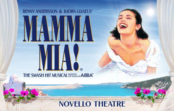 Delfont Mackintosh Theatres // Novello Theatre - Mamma Mia! - About The Show