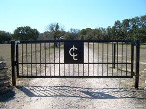 Custom iron driveway gates texas, solar automatic gate operators texas, custom…