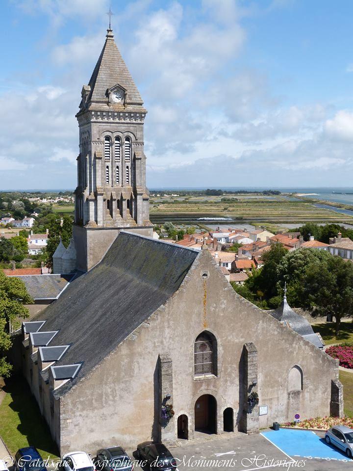 Eglise de Noirmoutier