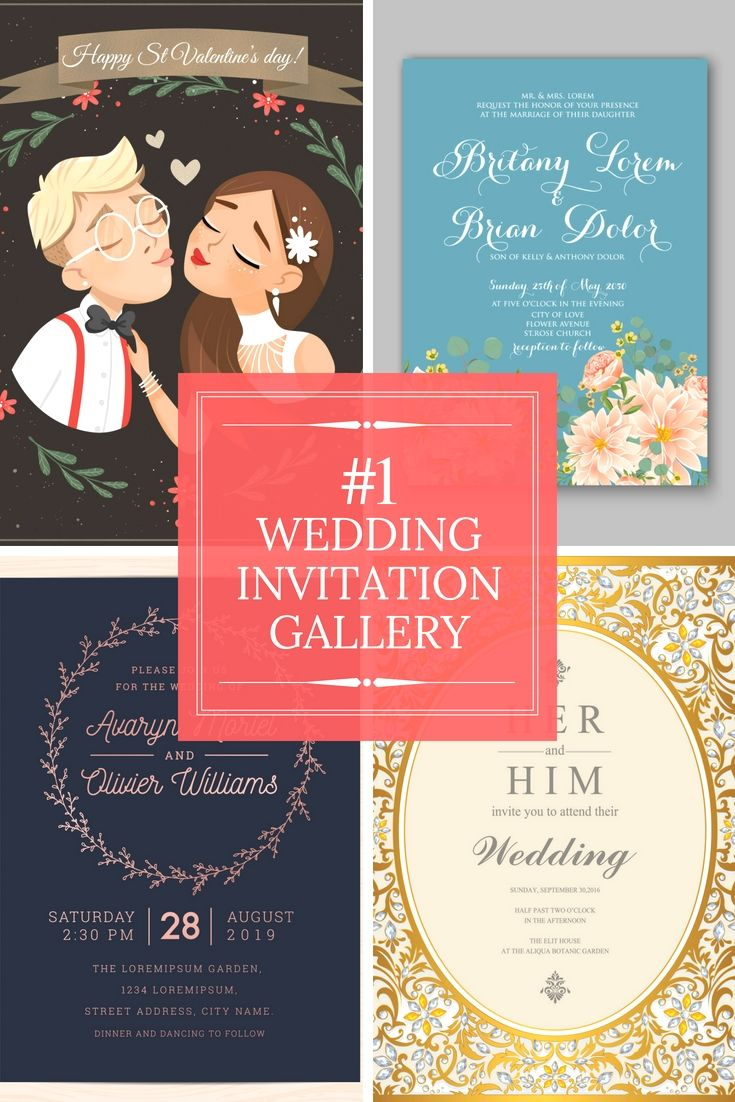 304 best Wedding Invitation images on Pinterest