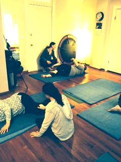 A Movement Workshop in my Studio