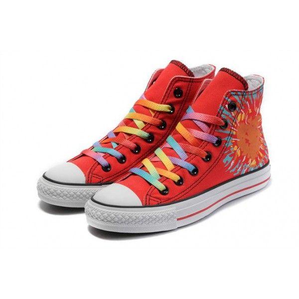Ctas Salut Toile Toile / Cuir Ltd - Chaussures - High Tops Et Baskets Converse CB4ZrHsZH9