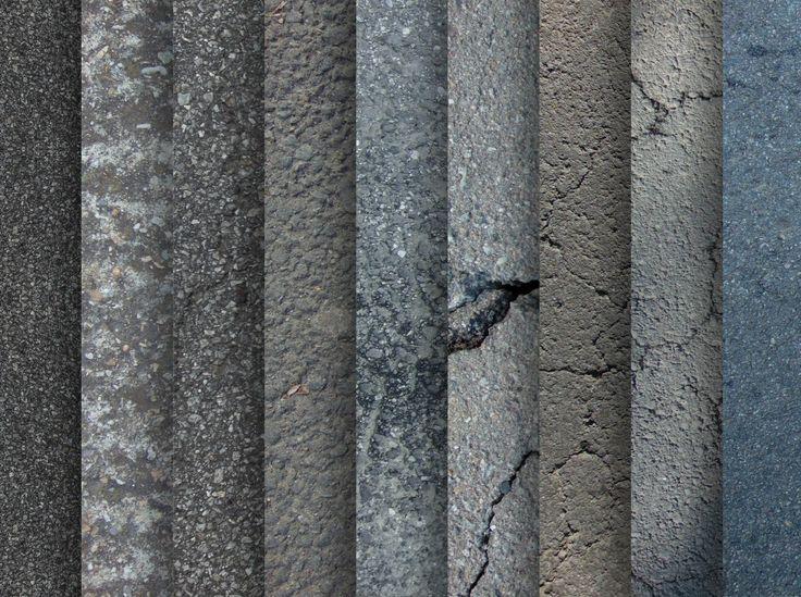 asphalt set