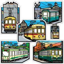 鉄道フォルムカードセット | POSTA COLLECT