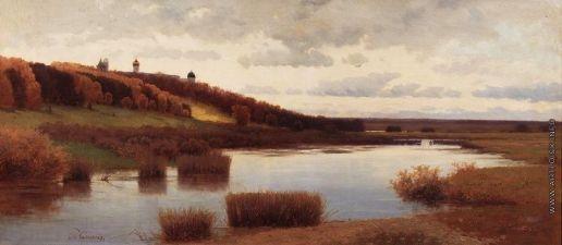 Каменев Л. Л. Саввино-Сторожевский монастырь. Звенигород
