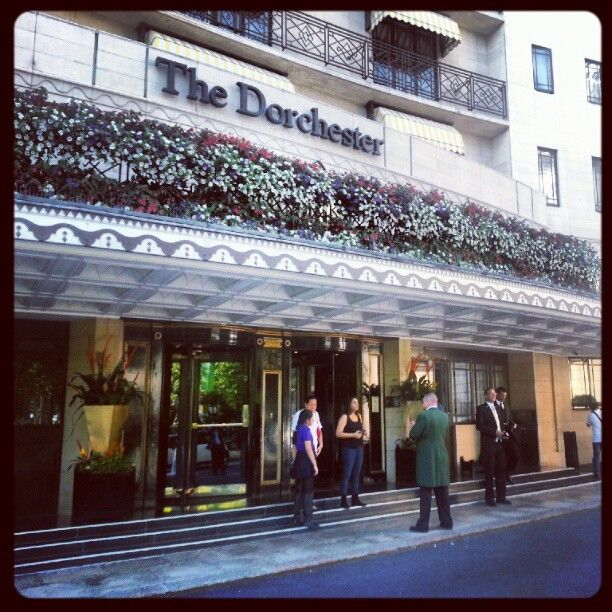 The Dorchester in Mayfair, Greater London