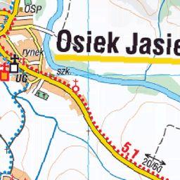 Beskid Niski – część zachodnia (mapa online, Compass, 2015) | Góry i ludzie