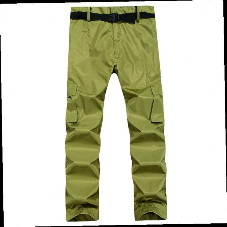 46.78$  Watch now - http://ali2ca.worldwells.pw/go.php?t=32616555066 - Outdoor Men Hiking Pant Softshell Pants Men Winter Windproof Camping Trekking Trousers Travel Pantalon De Senderismo