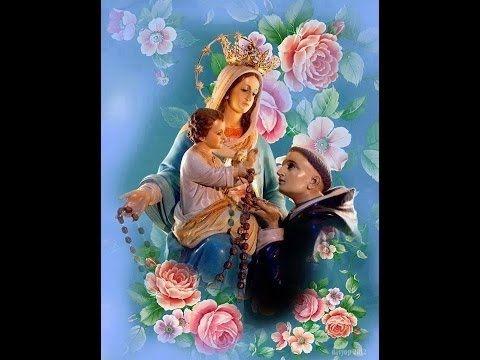 INDICE Santo Domingo y la Virgen El Beato Alano de la Rupe y la Virgen Algunas modificaciones al Santo Rosario Una bella tradici...