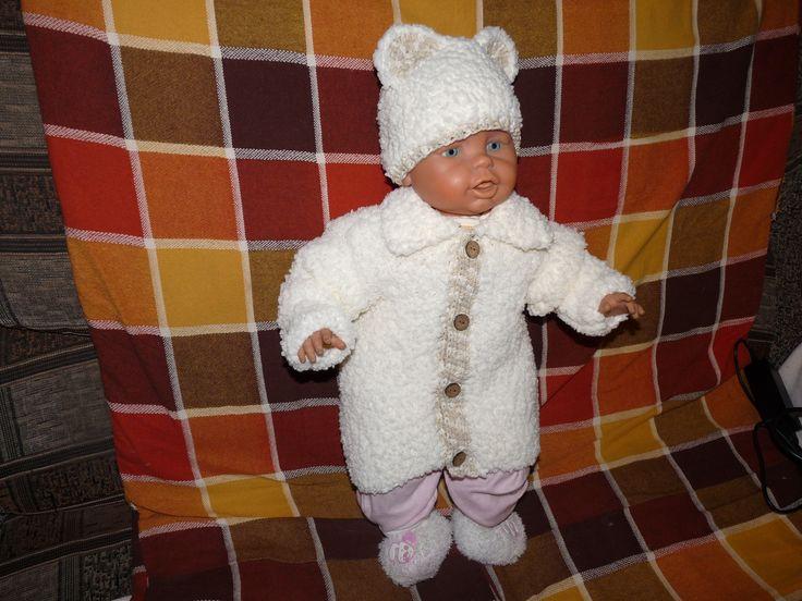 crochet set for baby