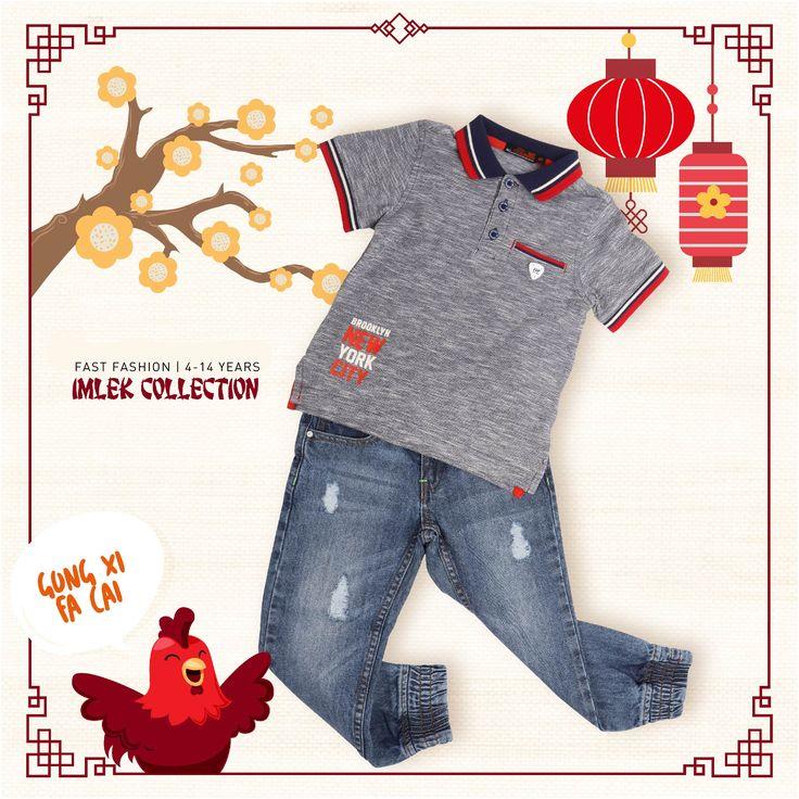 Gong xi fa cai! Ayo tampil keren di tahun baru imlek dengan koleksi pakaian terbaru dari JSP962. Temukan pakaian favoritnya sekarang!  #jsp #jsp962 #kids #baby #kidsfashion #kidsindo #kidsstyle #kidsclothes #kidsclothing #babykids #babyclothes #children #childrenclothes #mataharimall #yogyastore #bajuanak #anak #instababy #instakids #imlek