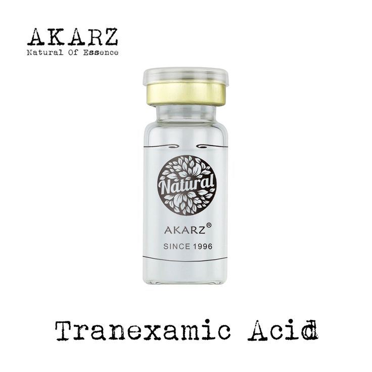 AKARZ Famous brand pure natural Tranexamic acid solution serum extract essence  face serum fade melanin face skin care products #Affiliate