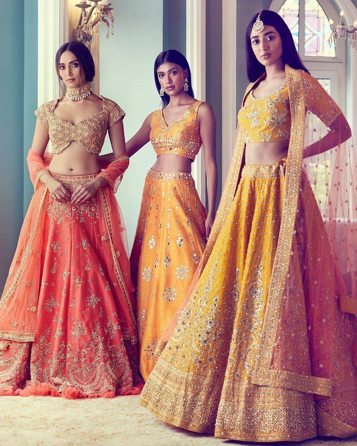 Kalki Fashion Yellow Wedding Lehenga Beautyblog Makeupoftheday Makeupbyme Makeuplife Makeuptut Bridal Outfits Indian Outfits Lehenga Indian Wedding Lehenga
