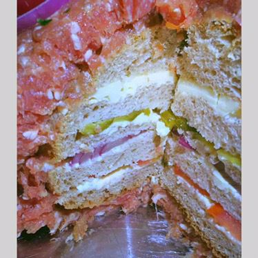 Mett-Torte | steinarsfutterbar