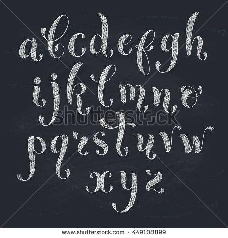 Best 25+ Chalk fonts ideas on Pinterest | Chalk lettering ...