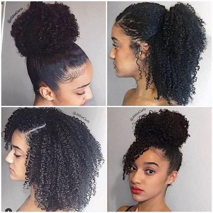 1001 Photos Pour La Coiffure Africaine Savoir Les Options Coiffure Afro Coiffure Coiffure Cheveux Naturels