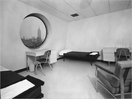 The Maritime Hotel. How a Building Serves Sailors, Runaways and Now Hotel Guests in NYC. (Photos) : TreeHugger