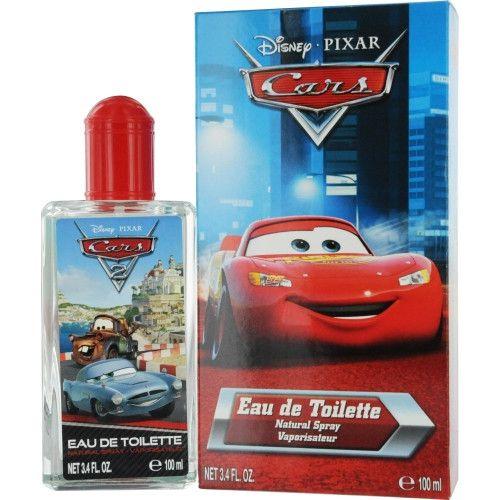 Cars 2 By Disney Edt Spray For Men