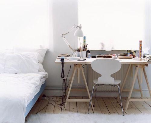 desk.: Bedrooms Offices, El Despacho, Mesas De Trabajo, Work Spaces, Desks, Work Places, Bedrooms Workspaces, Bureau, Home Offices