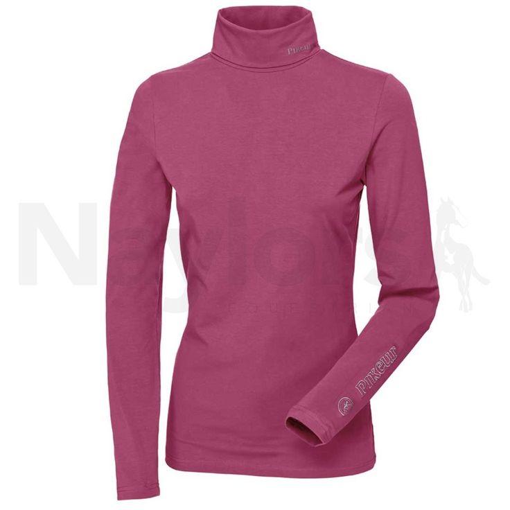 Pikeur Ladies Sina Poloneck Pullover Violet Quartz