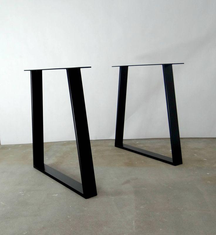Fabricated Steel Coffee Table: Best 25+ Metal Table Legs Ideas On Pinterest