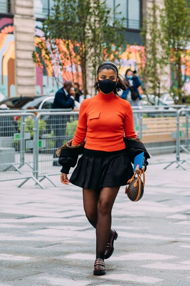 © Acielle / Style Du Monde | The Best Paris Fashion Week Street Style 2020 | British Vogue