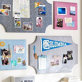 Bulletin Boards, Pin Boards & Fabric Pin Boards | PBteen