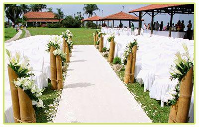 Sheylla Ramos... simplesmente eu!: Cerimônias de casamento ao ar livre (dia)