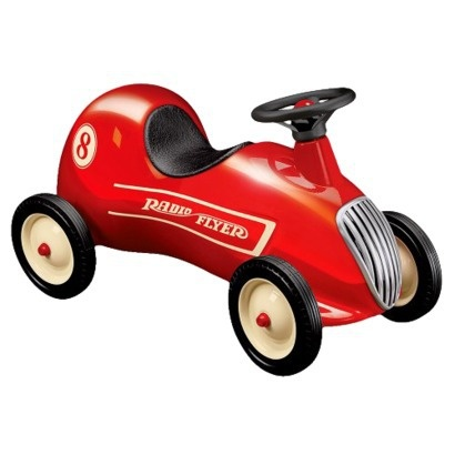 Radio Flyer Little Red Roaster. a classic for the little ones.