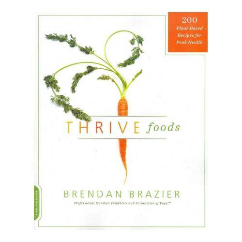 Еда процветания: 200 растительных рецептов для пикового здоровья Thrive Foods: 200 Plant-Based Recipes for Peak Health 2011 http://veggiepeople.ru/node/3757  #книги