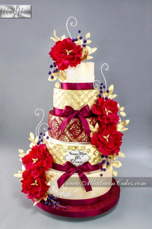 Red Rapsody Cake by MLADMAN