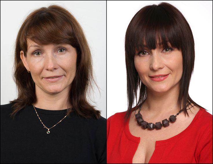 До и после, стрижка, стиль, Bogomolov Елена (37 лет)